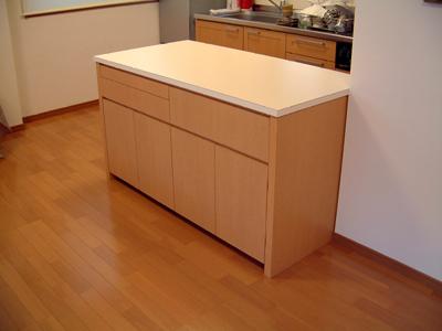 kikiさんの家具完成!